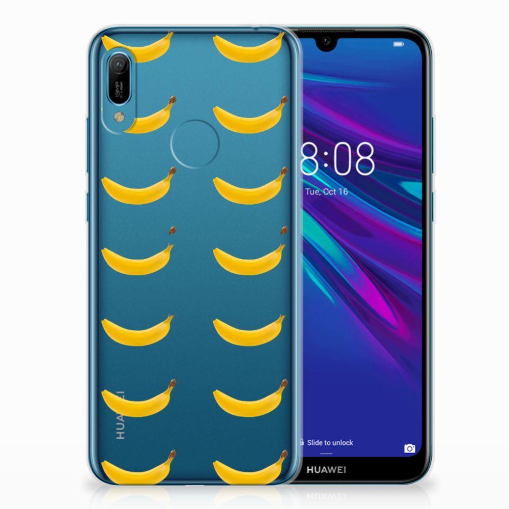Huawei Y6 2019 | Y6 Pro 2019 Siliconen Case Banana