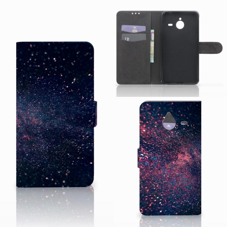 Microsoft Lumia 640 XL Bookcase Stars