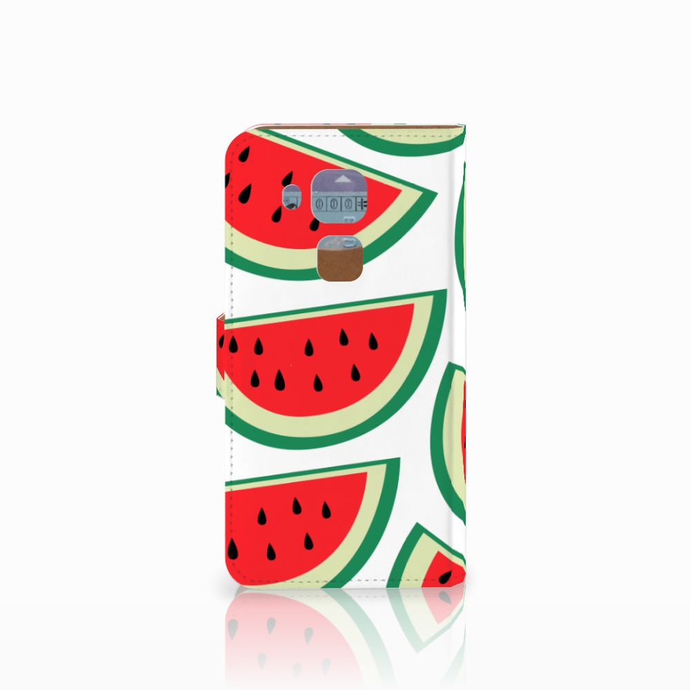 Huawei Nova Plus Book Cover Watermelons