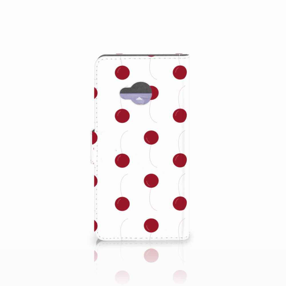 HTC U Play Book Cover Cherries