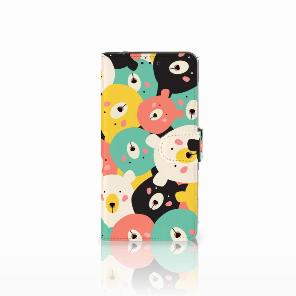 Samsung Galaxy J6 Plus (2018) Leuke Hoesjes Bears