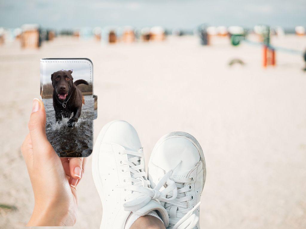 Apple iPhone 4 | 4S Telefoonhoesje met Pasjes Honden Labrador
