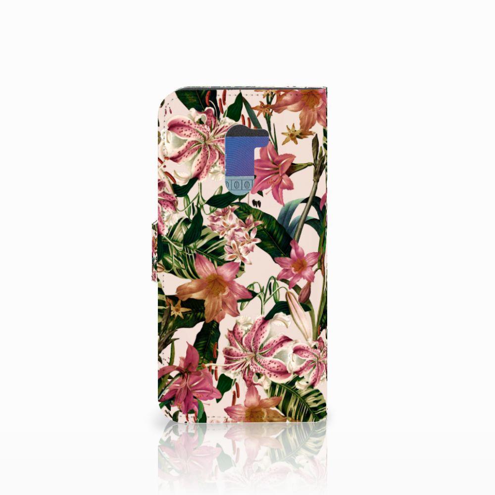 Xiaomi Pocophone F1 Hoesje Flowers
