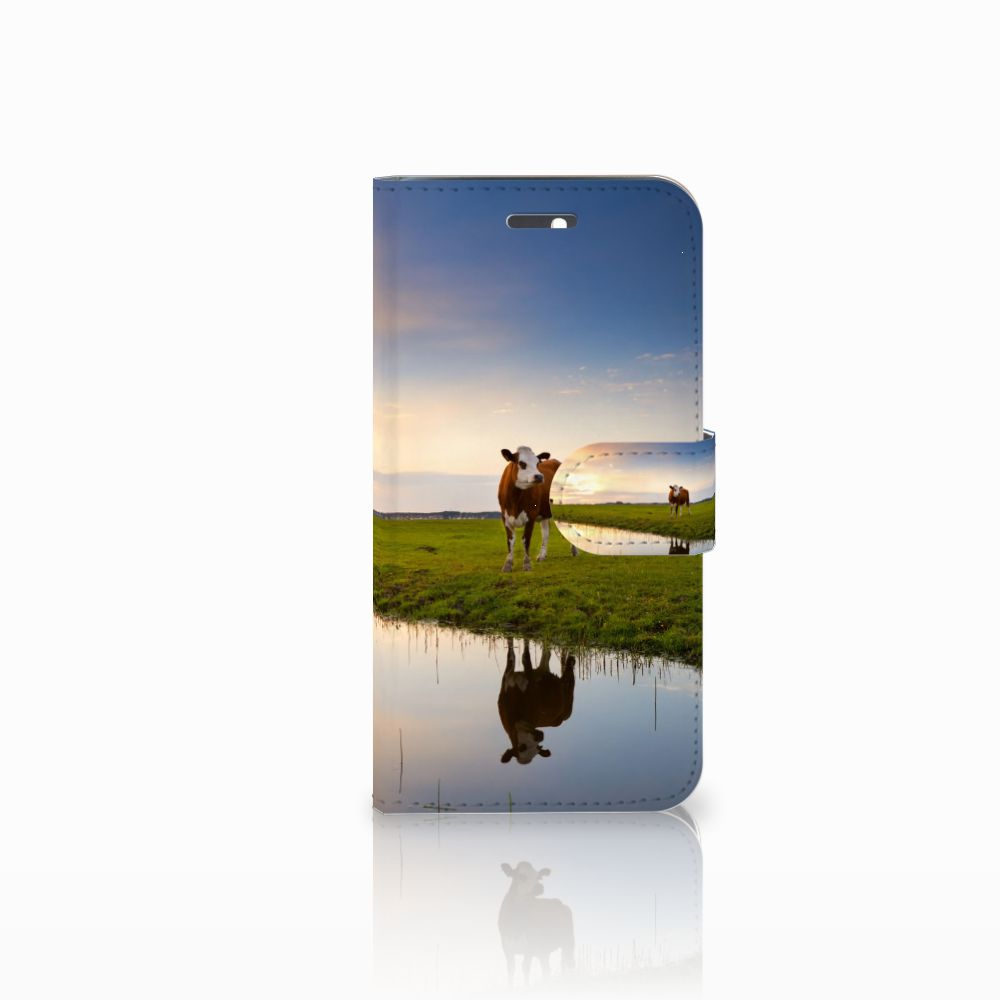 Honor 4A | Y6 Boekhoesje Design Koe