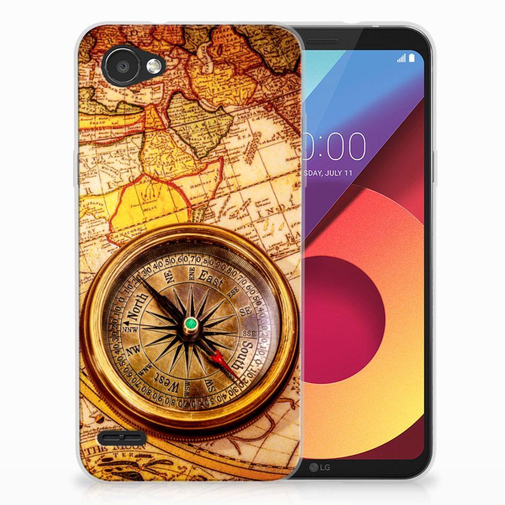 LG Q6 | LG Q6 Plus TPU Hoesje Design Kompas