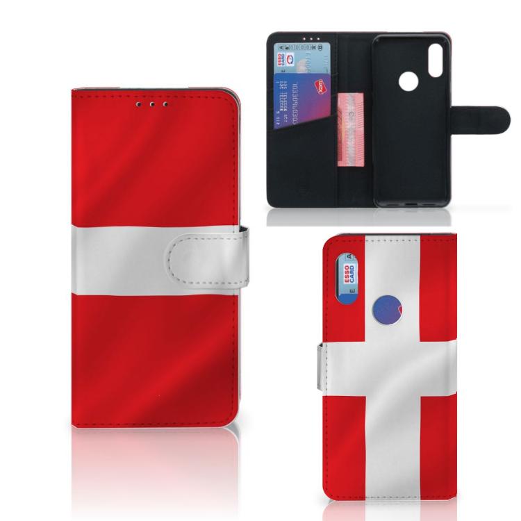 Xiaomi Redmi 7 Bookstyle Case Denemarken
