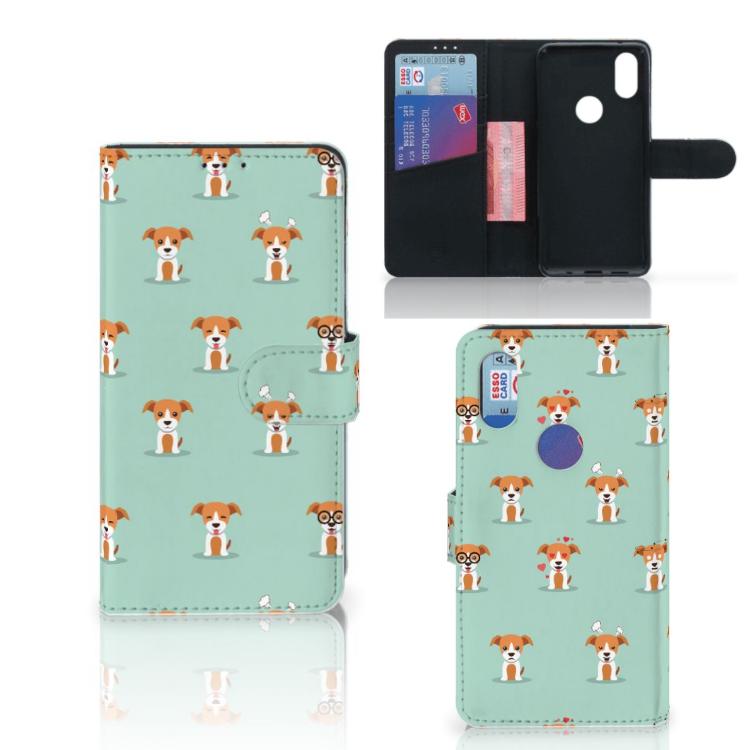 Xiaomi Mi Mix 2s Telefoonhoesje met Pasjes Pups