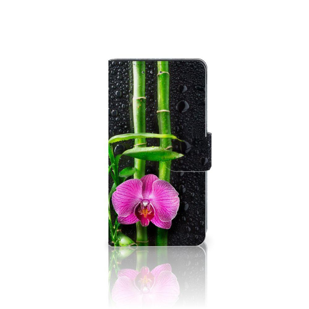 Motorola Moto G 3e Generatie Boekhoesje Design Orchidee