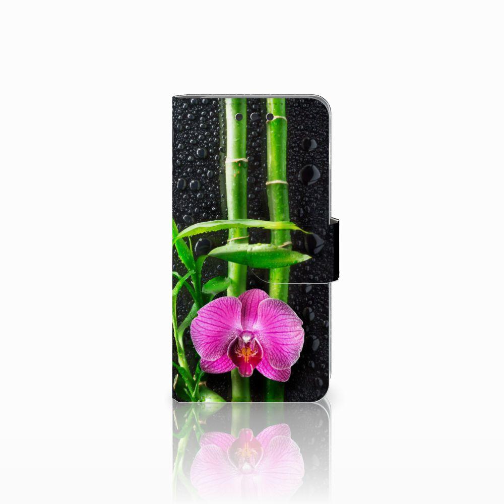 Samsung Galaxy A3 2016 Boekhoesje Design Orchidee