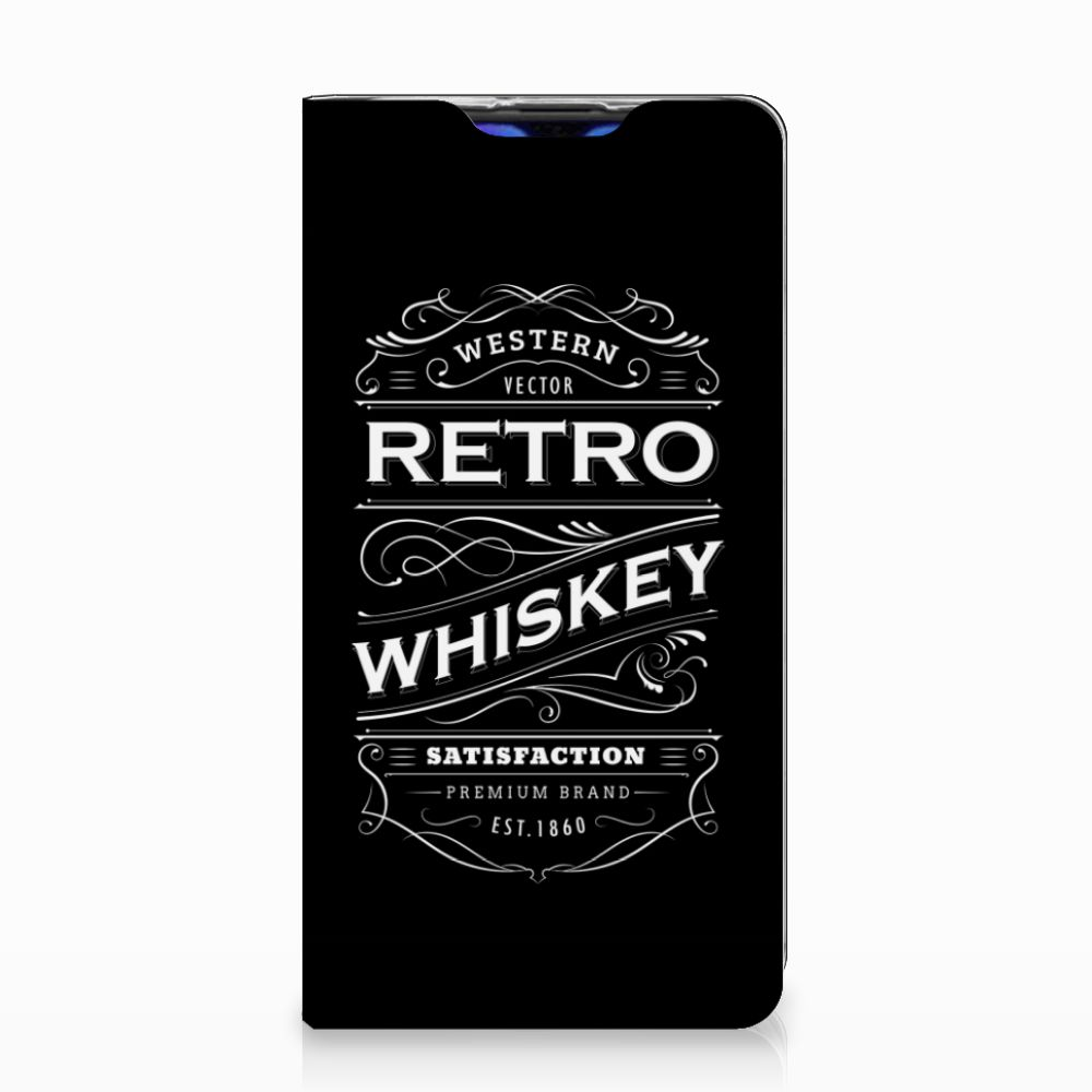 Huawei P30 Flip Style Cover Whiskey