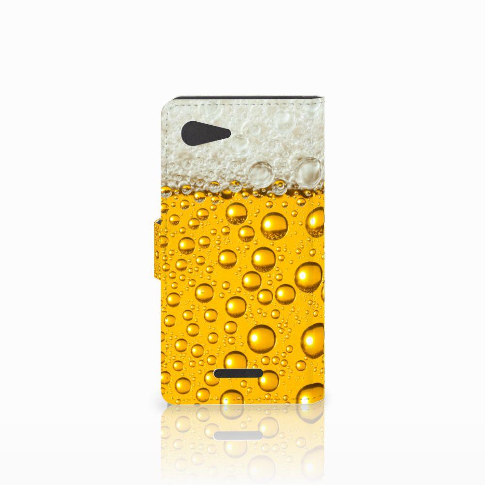 Sony Xperia E3 Book Cover Bier