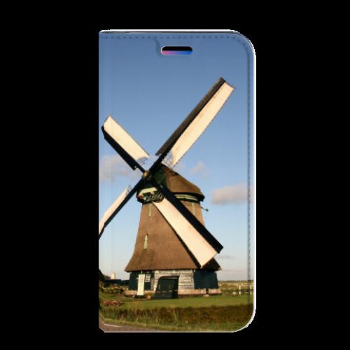 Apple iPhone X   Xs Uniek Standcase Hoesje Molen