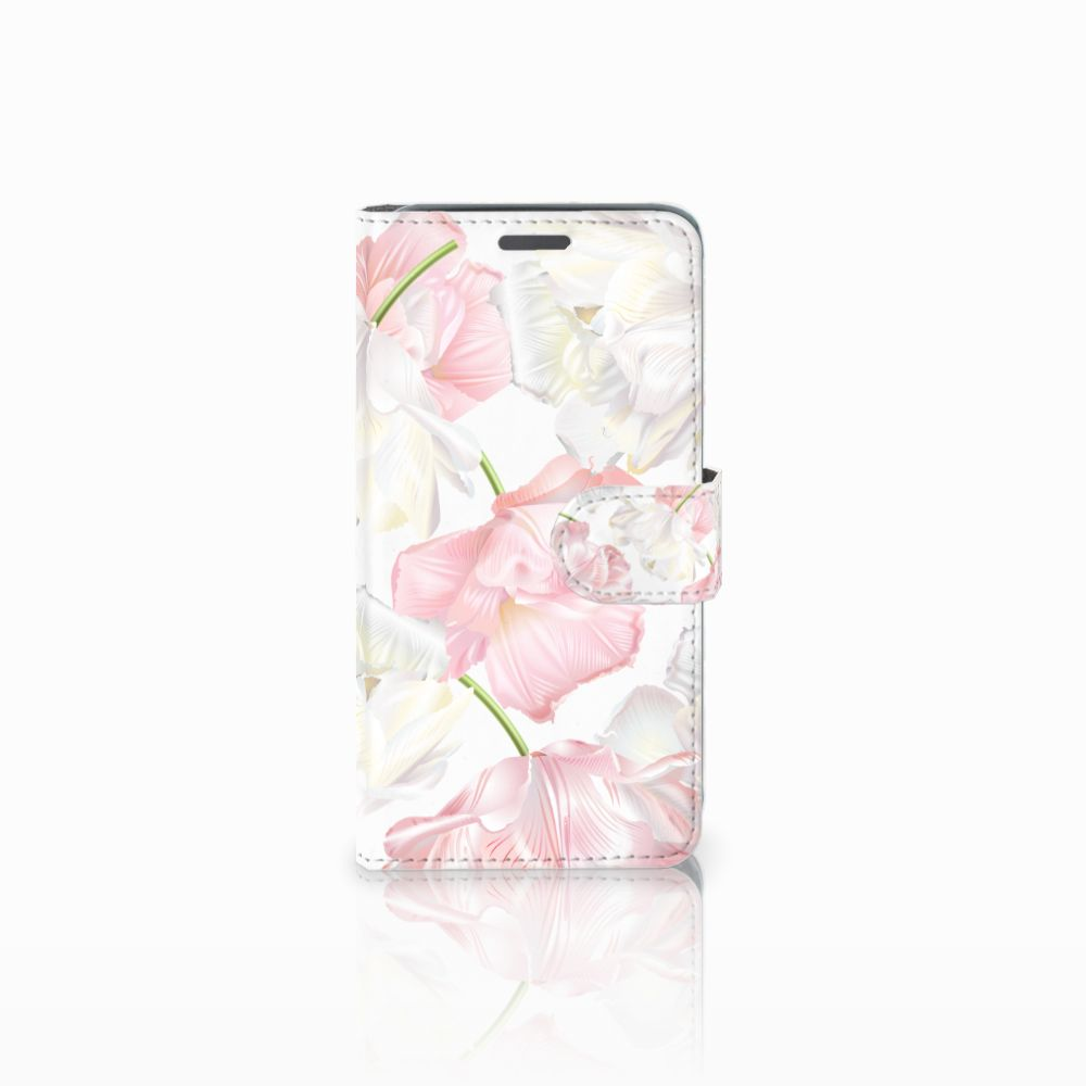 Wiko Rainbow Jam Boekhoesje Design Lovely Flowers