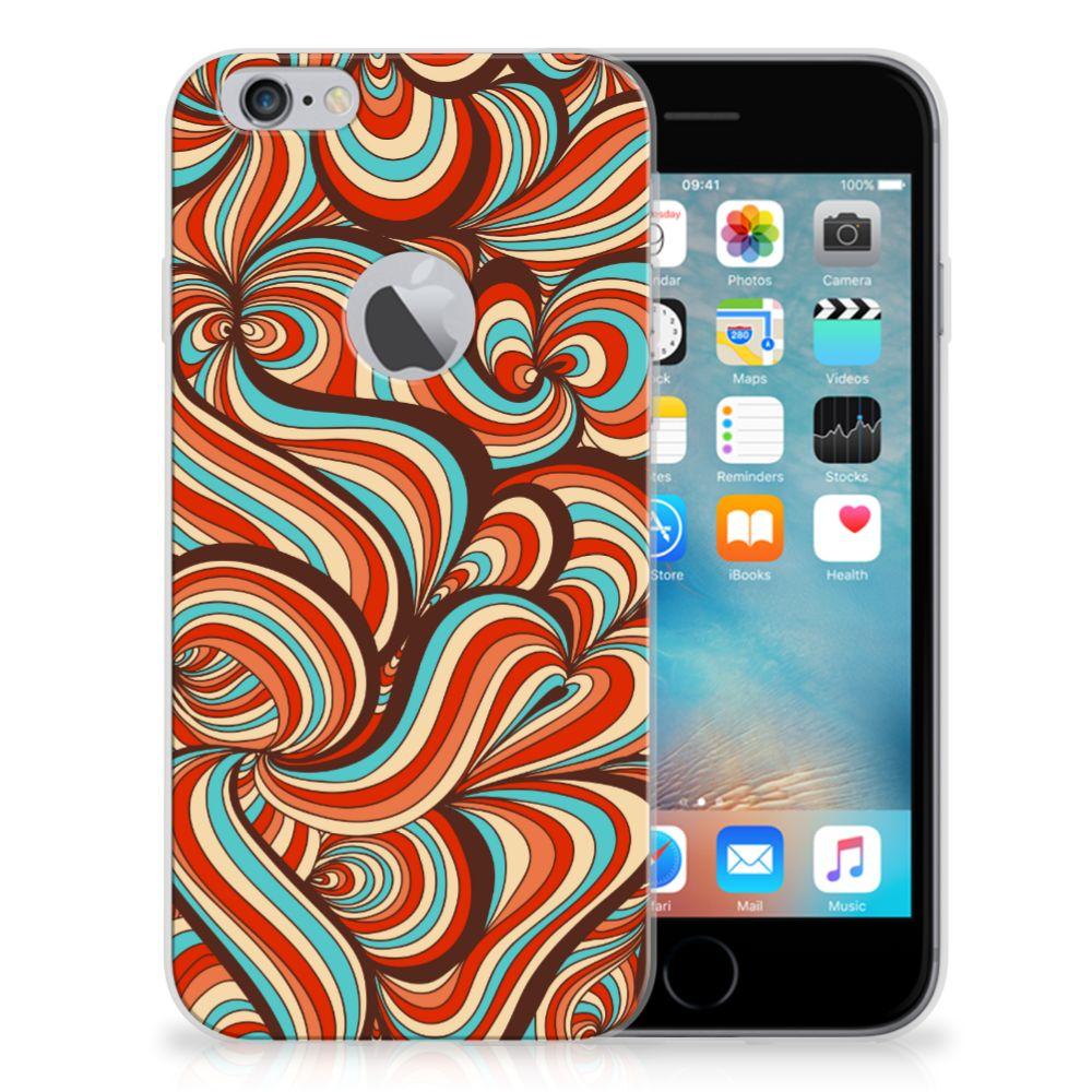 Apple iPhone 6 Plus | 6s Plus Hoesje maken Retro