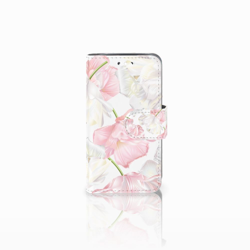 Huawei Y360 Boekhoesje Design Lovely Flowers