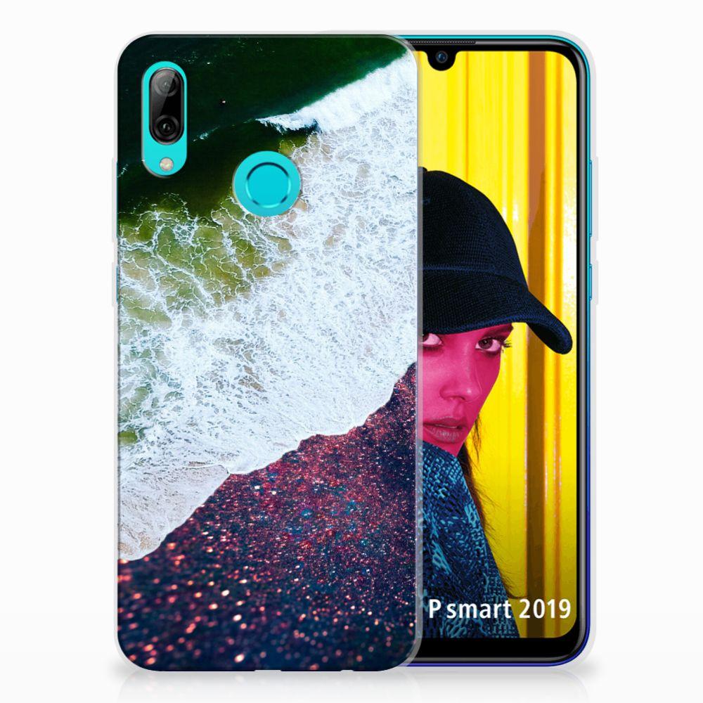 Huawei P Smart 2019 TPU Hoesje Sea in Space