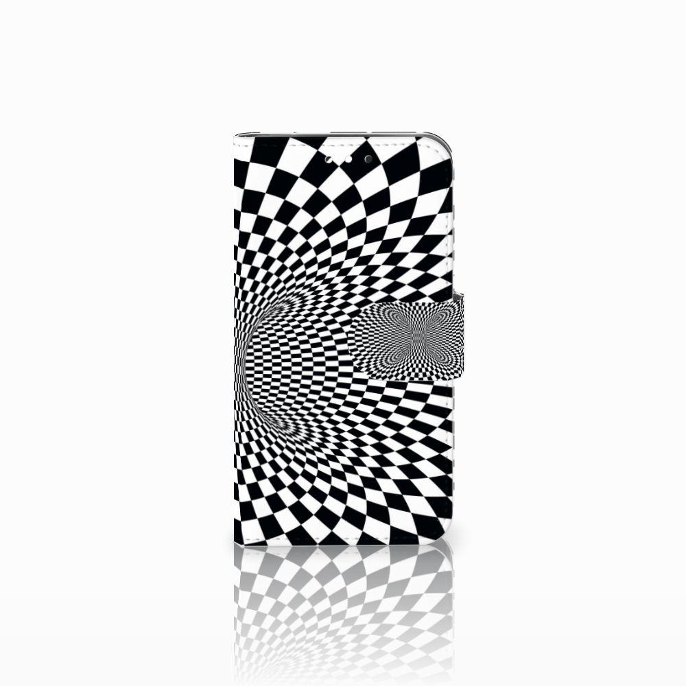 LG G3 S Bookcase Illusie