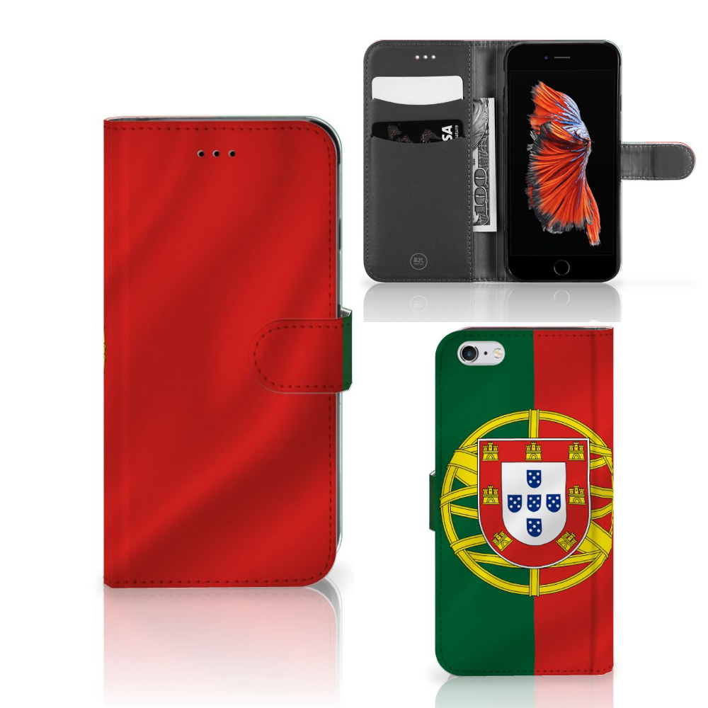 Apple iPhone 6 Plus | 6s Plus Bookstyle Case Portugal