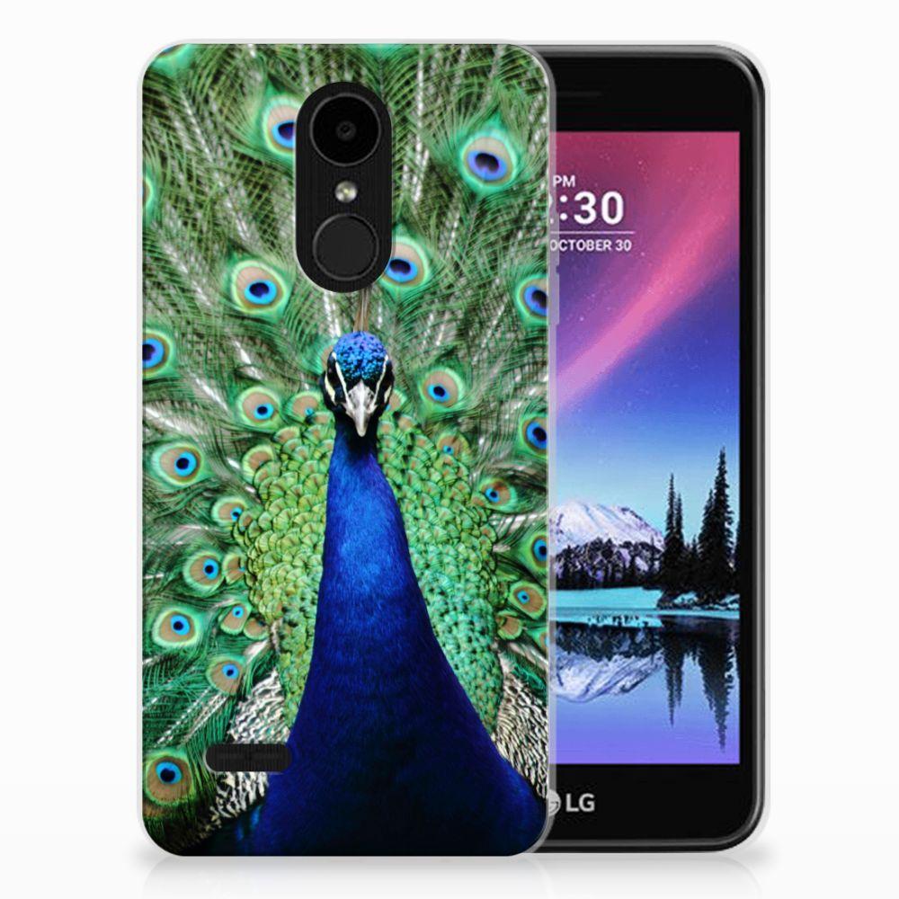 LG K4 (2017) TPU Hoesje Design Pauw