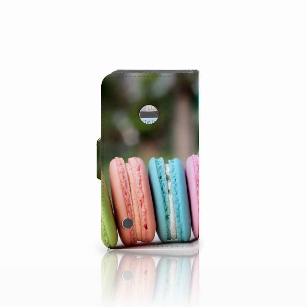 Nokia Lumia 530 Book Cover Macarons