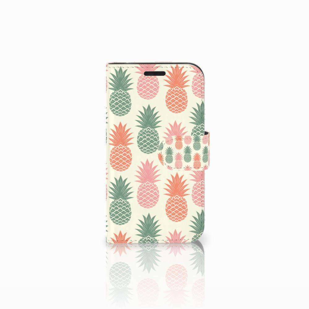 LG K4 Boekhoesje Design Ananas