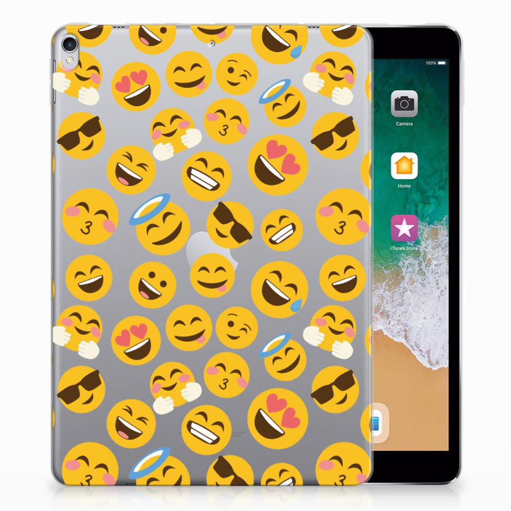 Apple iPad Pro 10.5 Tablethoesje Design Emoji