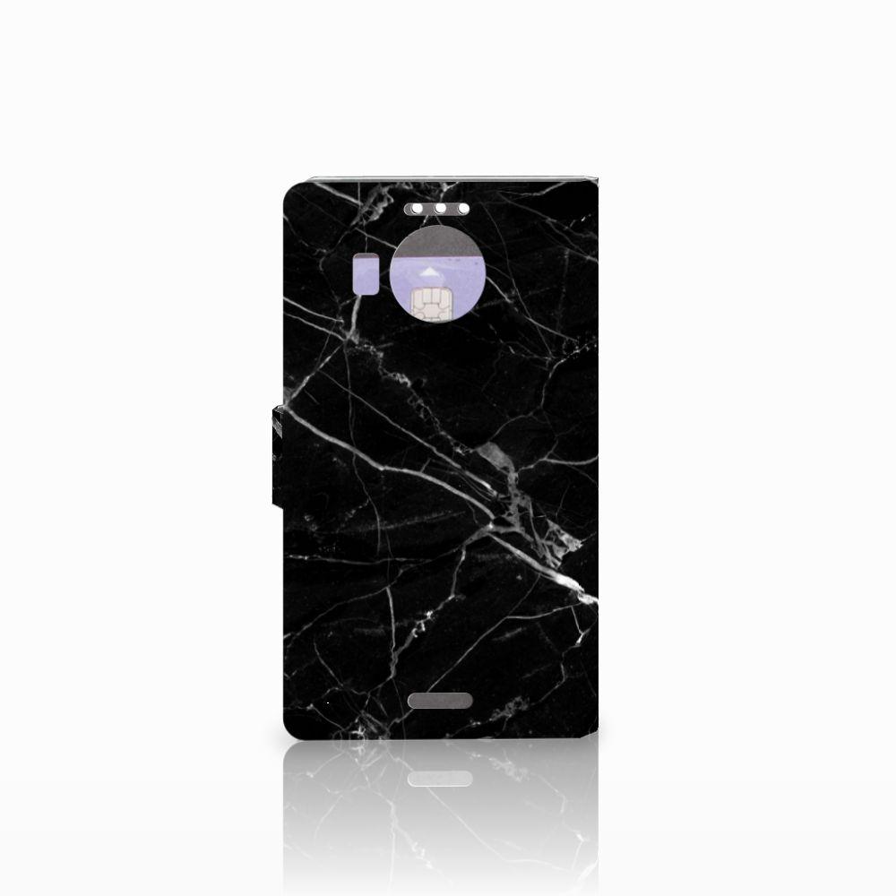 Microsoft Lumia 950 XL Bookcase Marmer Zwart