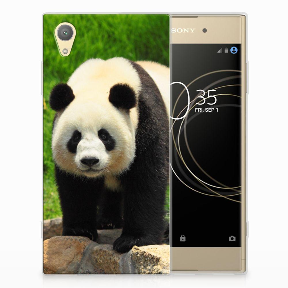 Sony Xperia XA1 Plus TPU Hoesje Panda