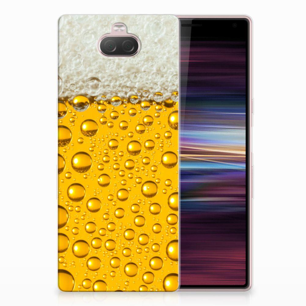 Sony Xperia 10 Siliconen Case Bier