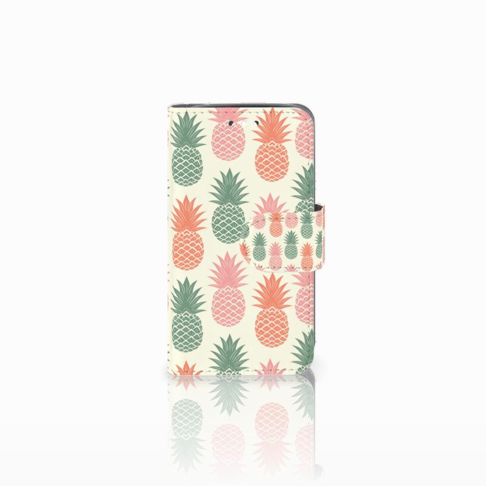 Huawei Y360 Boekhoesje Design Ananas