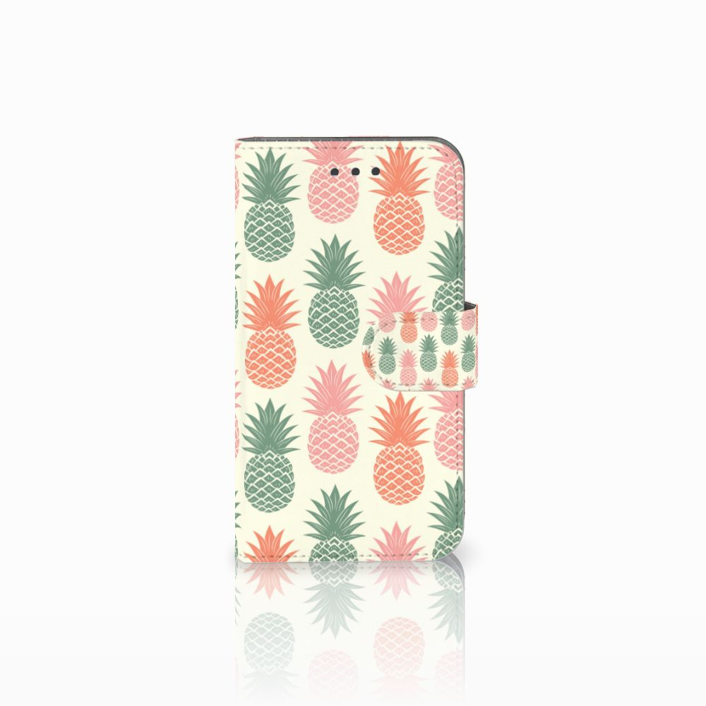Samsung Galaxy Xcover 3 | Xcover 3 VE Boekhoesje Design Ananas