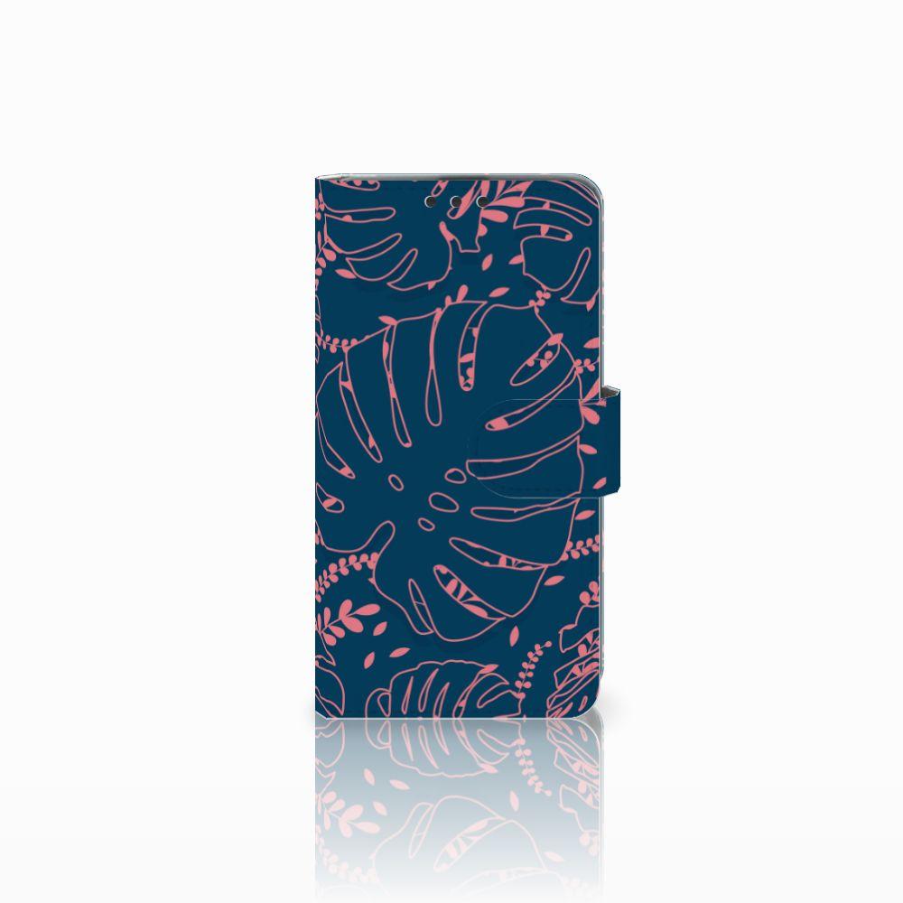 Microsoft Lumia 535 Boekhoesje Design Palm Leaves