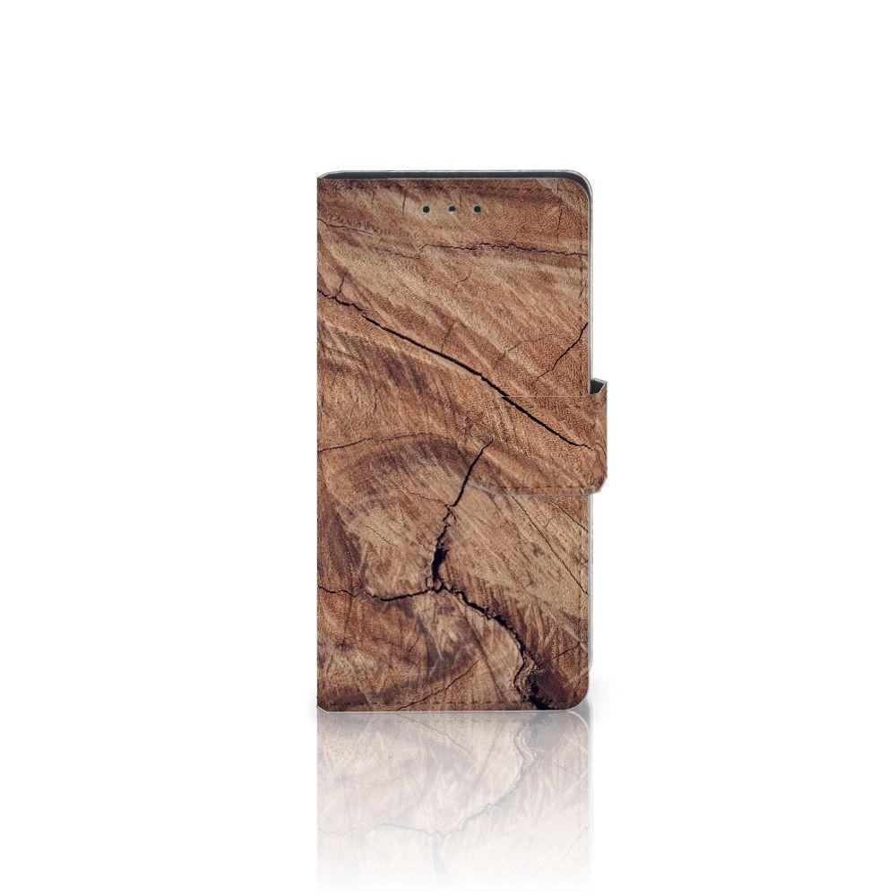 Samsung Galaxy S5 | S5 Neo Boekhoesje Design Tree Trunk