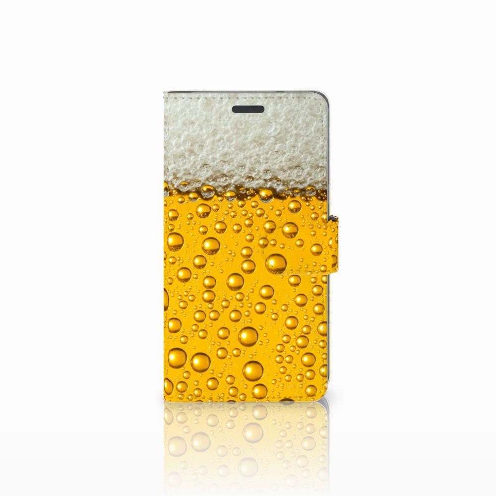 LG X Power Uniek Boekhoesje Bier