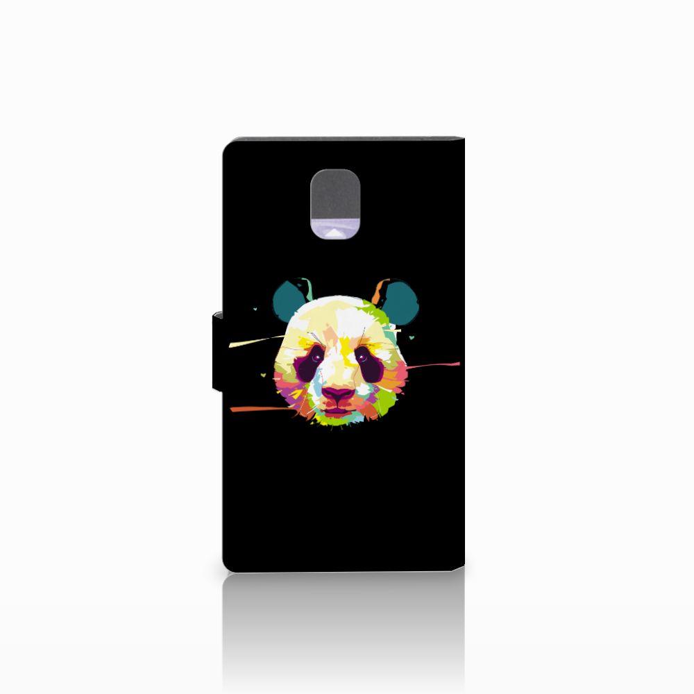 Samsung Galaxy Note 3 Leuke Hoesje Panda Color