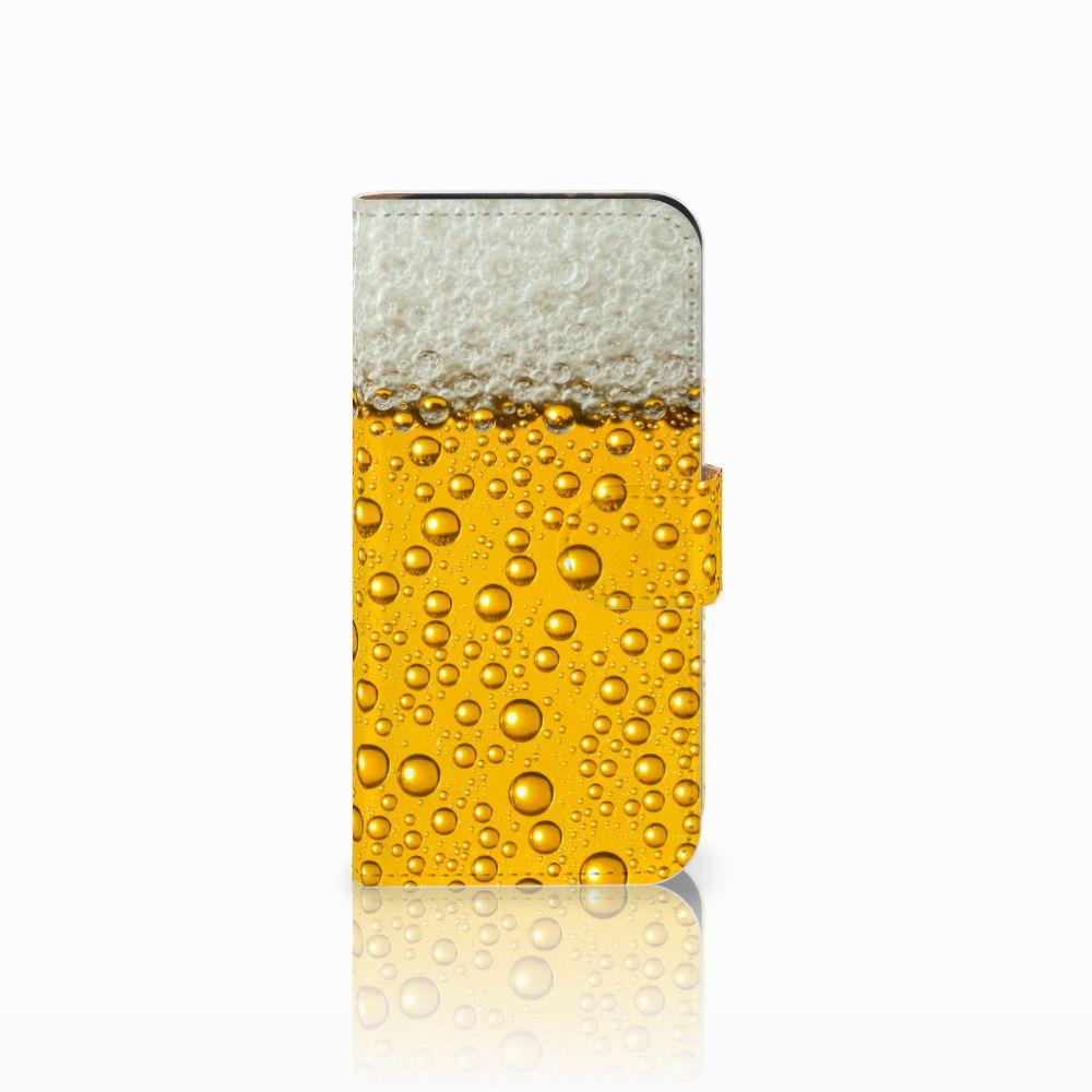 HTC One Mini 2 Uniek Boekhoesje Bier