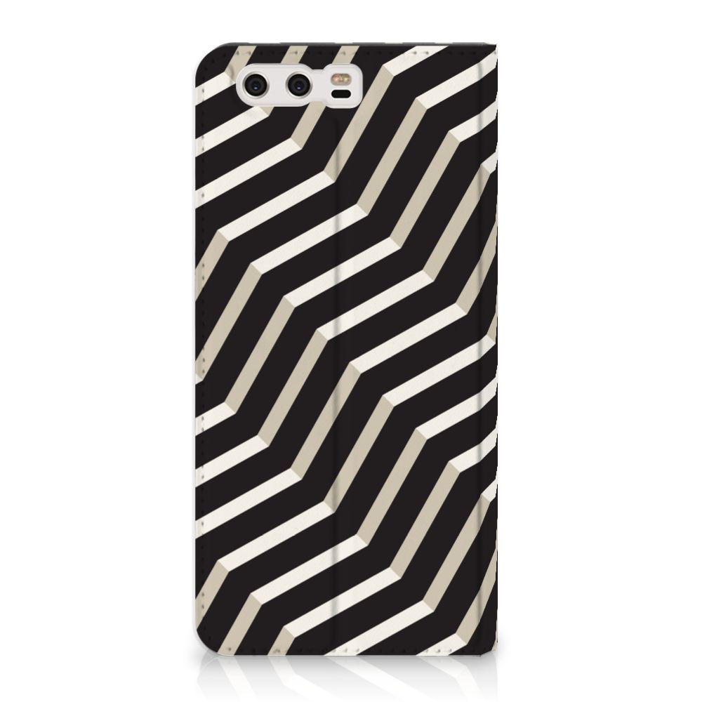 Huawei P10 Plus Stand Case Illusion