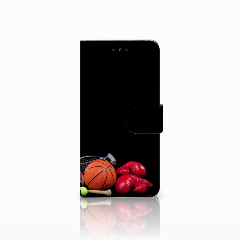 Motorola Moto E5 Boekhoesje Design Sports