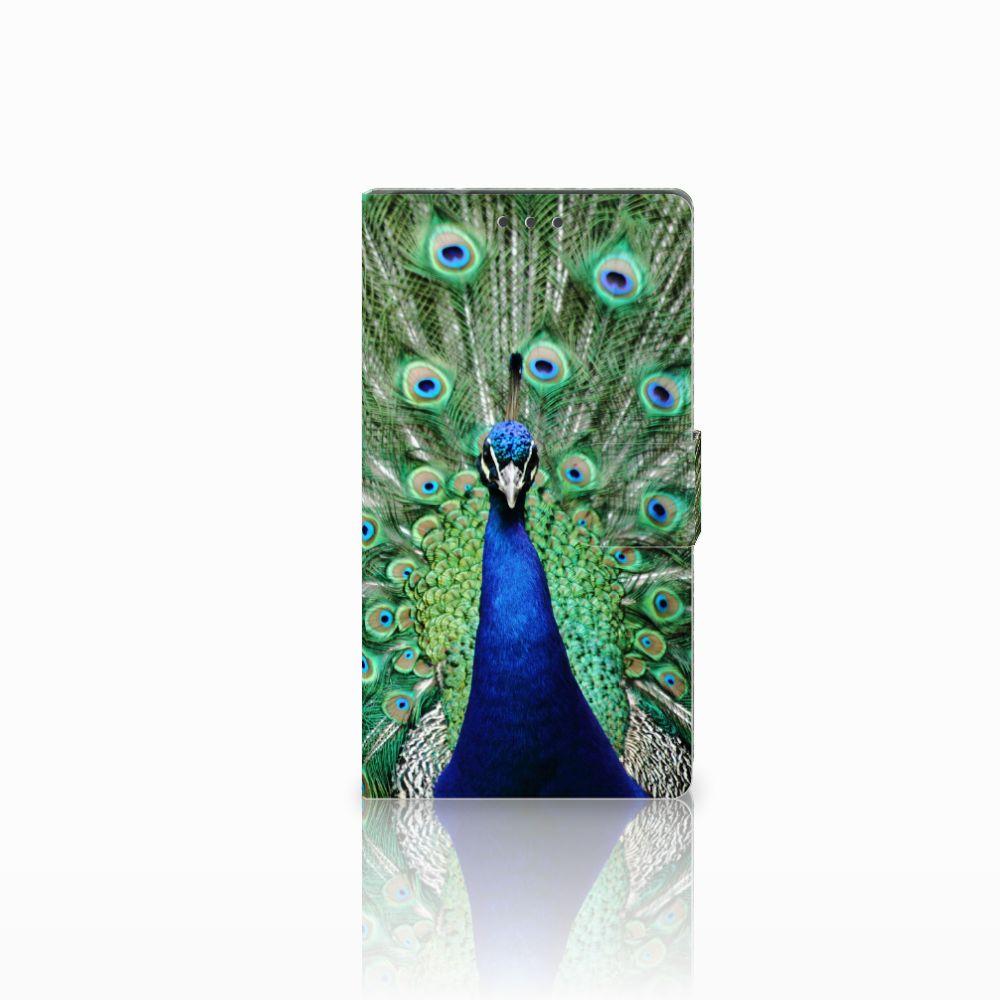 Samsung Galaxy Note 4 Boekhoesje Design Pauw