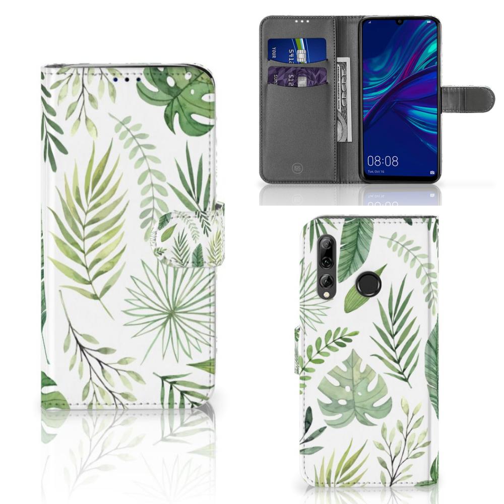 Huawei P Smart 2019 Hoesje Leaves