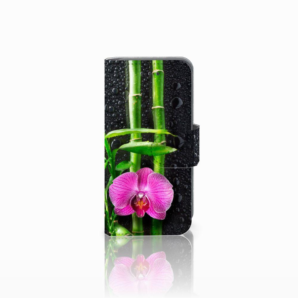 Apple iPod Touch 5 | 6 Boekhoesje Design Orchidee