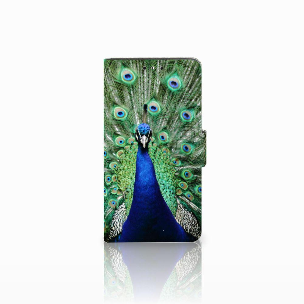 Huawei Y5 | Y6 2017 Telefoonhoesje met Pasjes Pauw