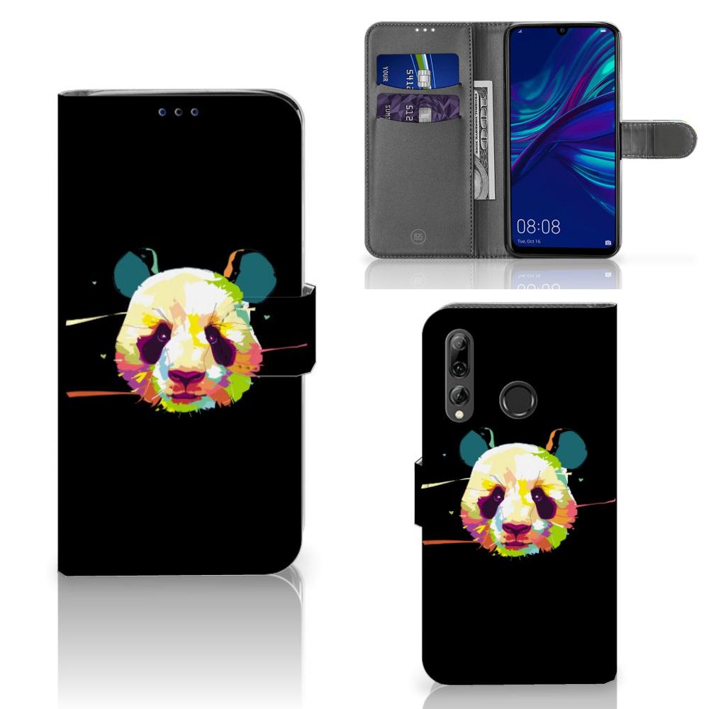 Huawei P Smart 2019 Leuk Hoesje Panda Color