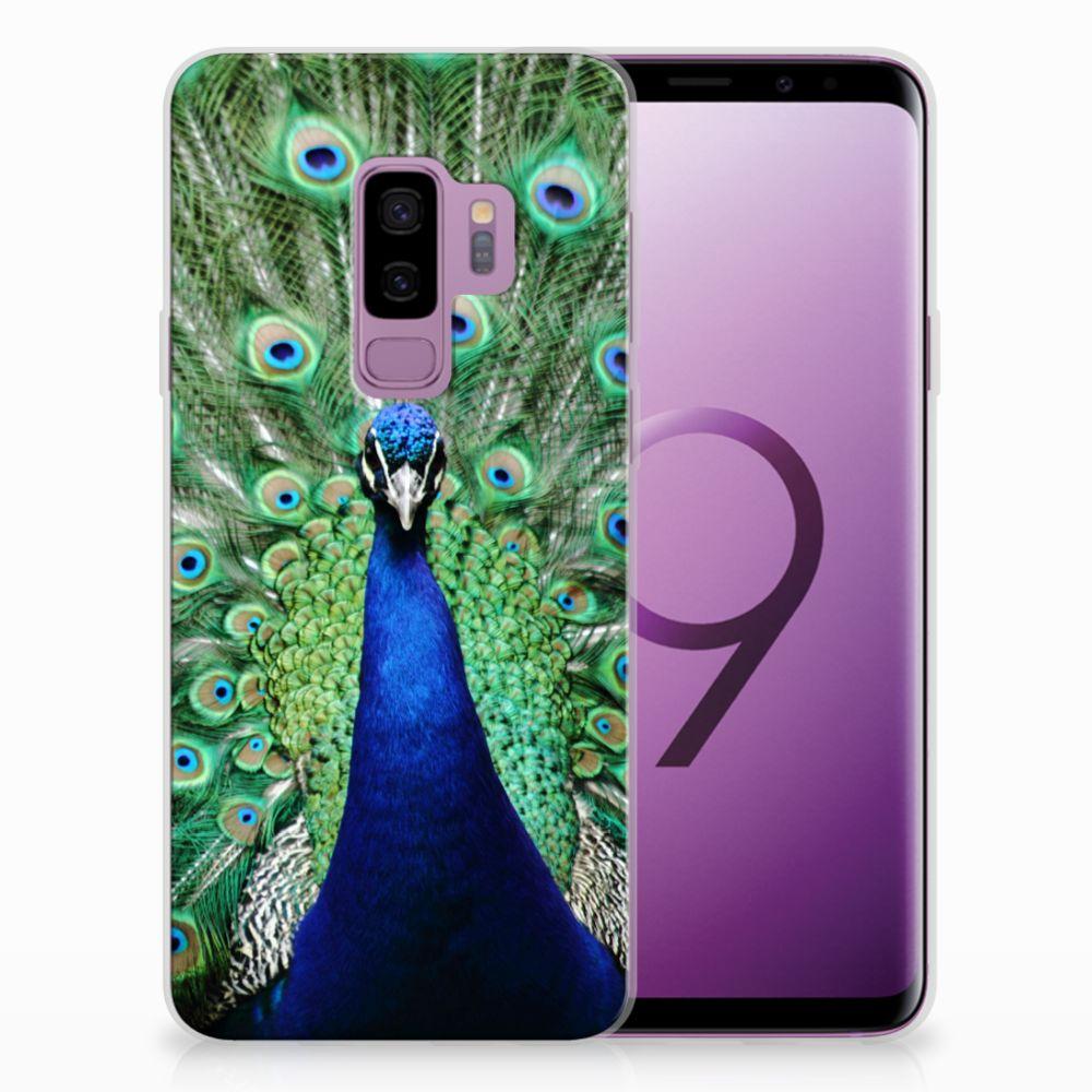 Samsung Galaxy S9 Plus TPU Hoesje Design Pauw