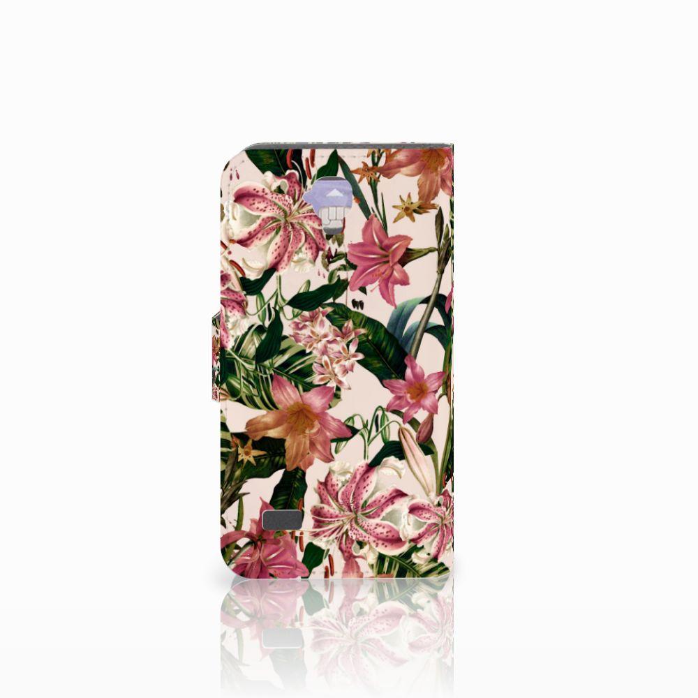 Huawei Y5 Y560 Hoesje Flowers
