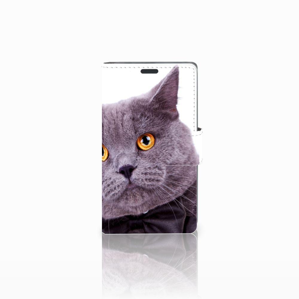 Nokia Lumia 625 Leuk Hoesje Kat Strik