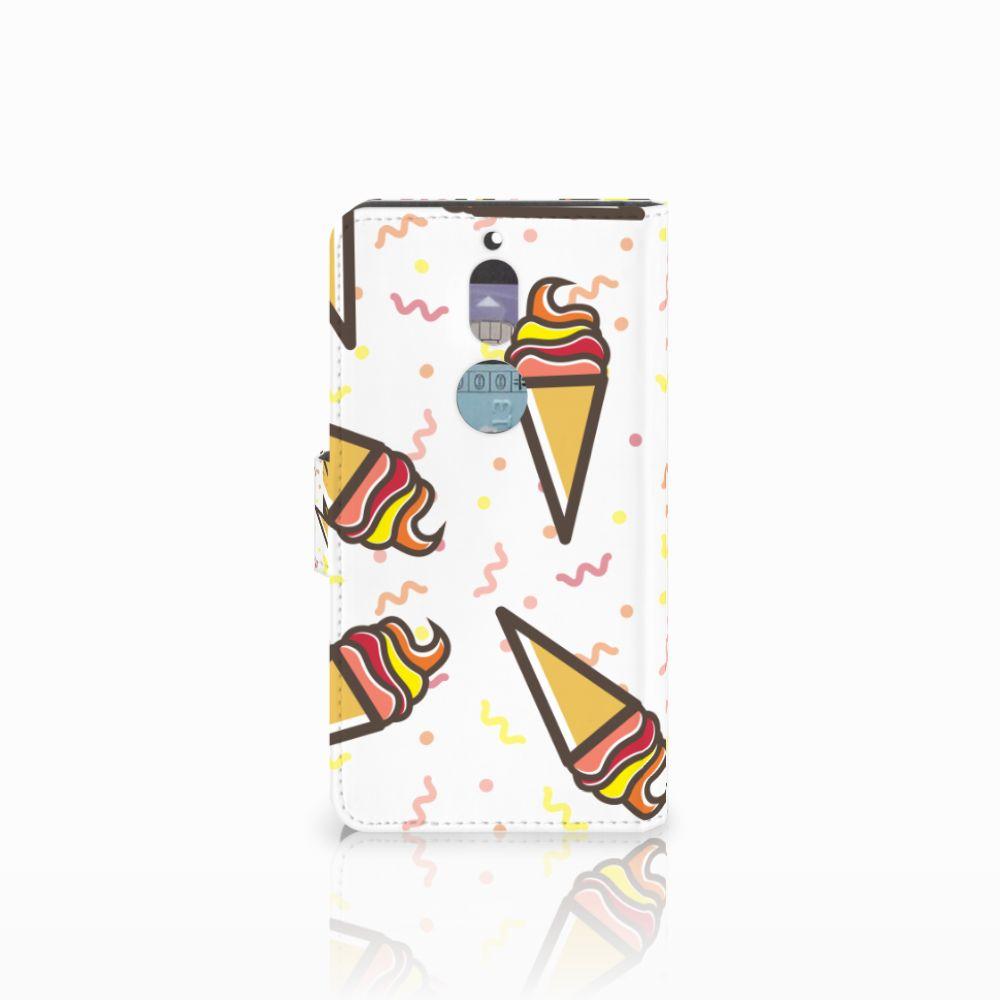 Nokia 7 Book Cover Icecream