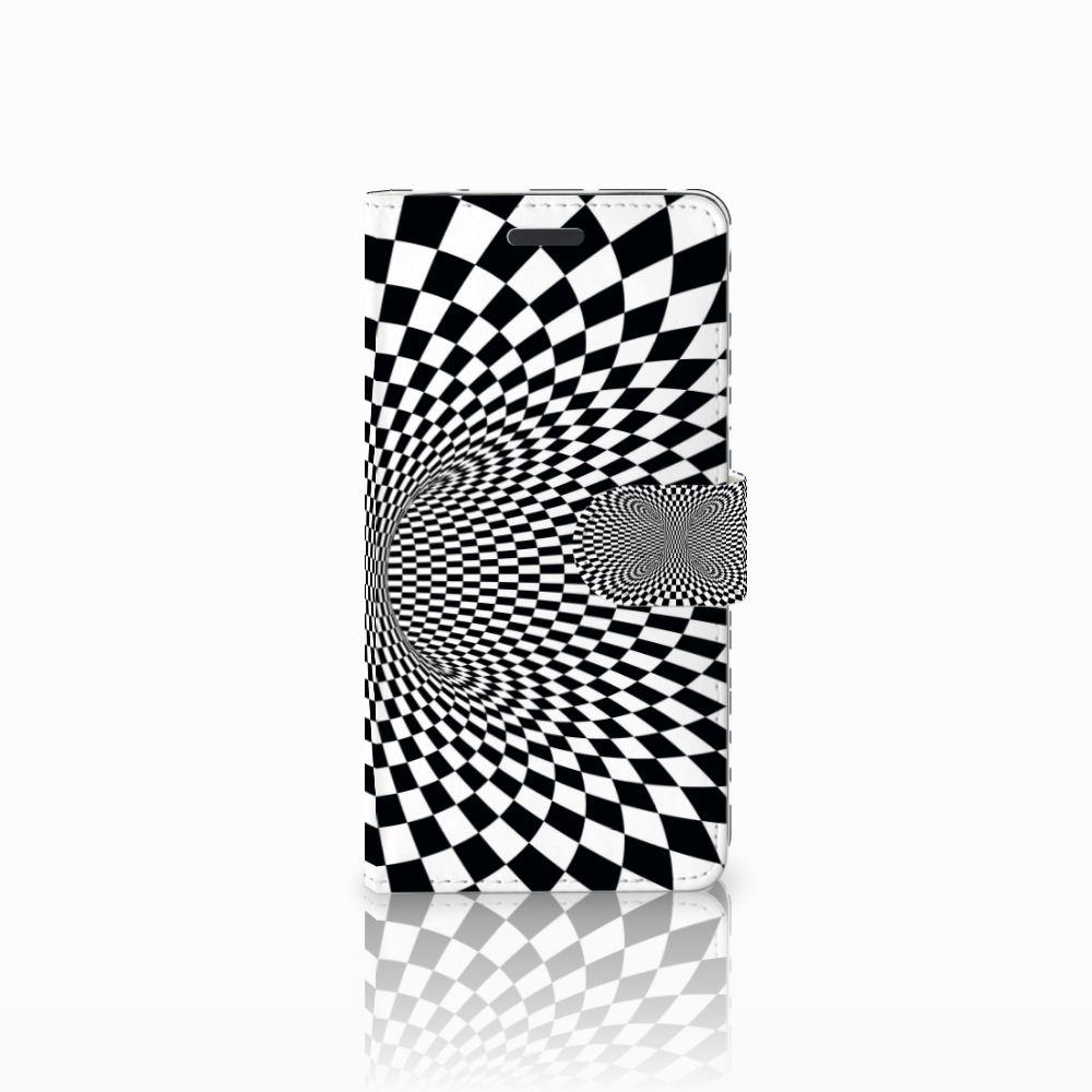 Samsung Galaxy Note 5 Bookcase Illusie
