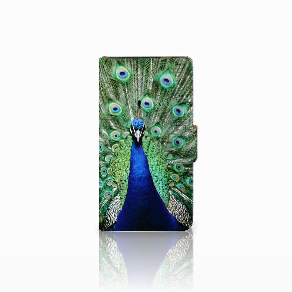 HTC Desire 601 Boekhoesje Design Pauw
