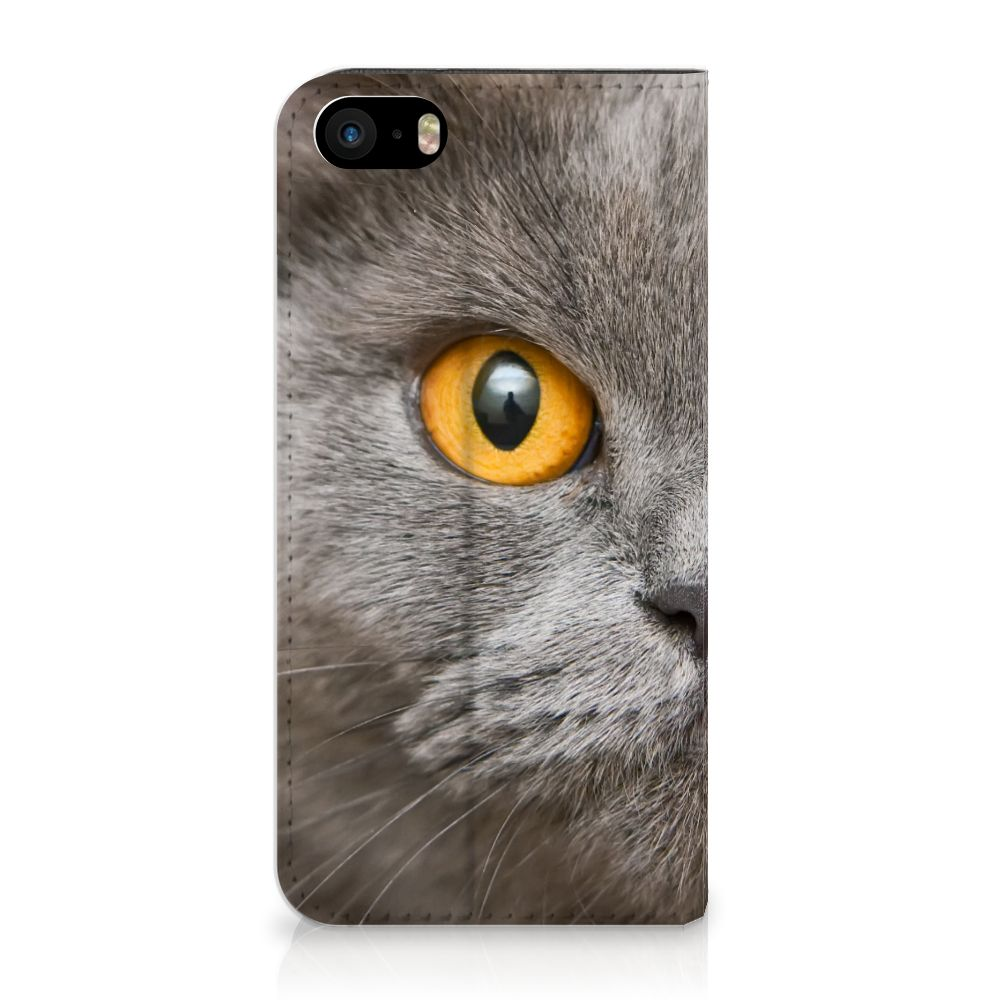 Hoesje maken iPhone SE|5S|5 Britse Korthaar